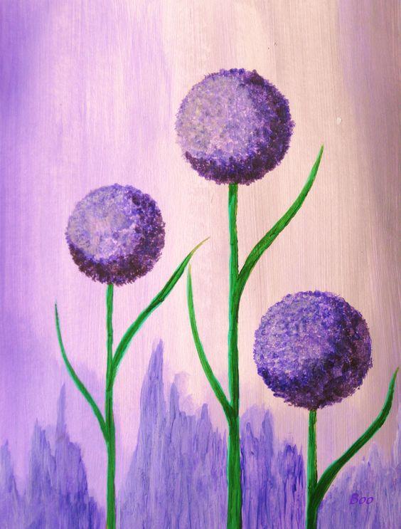 Acrylbilder Selber Malen Blumen_001030 ~ Neuesten Ideen ...