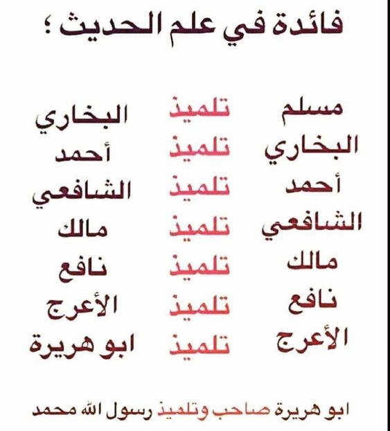 صحيح بخاري خط أحمر Words Hadith Islam