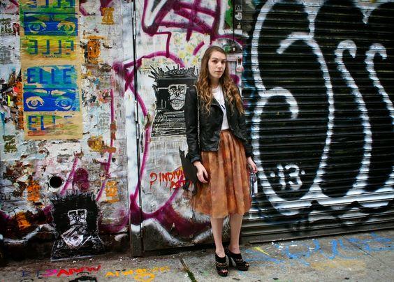 Reader Outfits :: Effortless Anthropologie