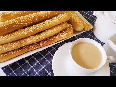 بقسماط أحلى من بتاع الافران وتحدى Youtube Filling Recipes Middle Eastern Desserts Recipes
