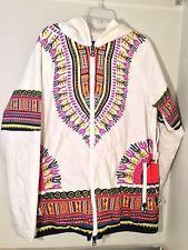 Burton Dryhead Trailhead Snowboard Jacket Aztec Print Multi-Color Sz M