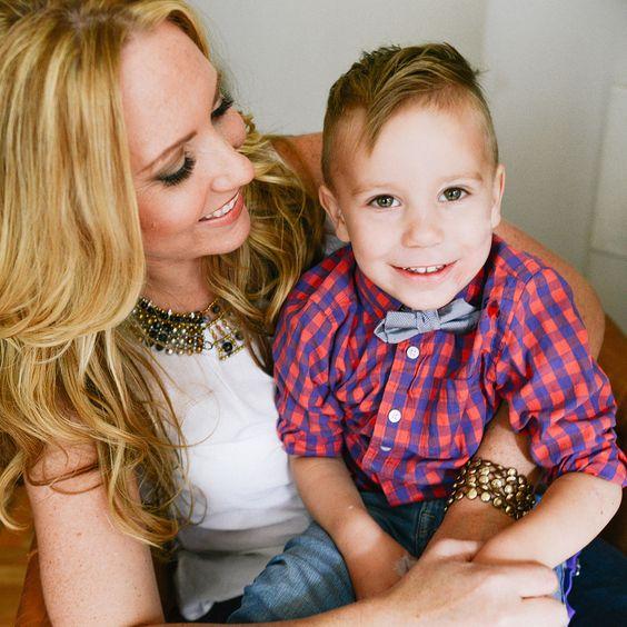 The Monson family » blushbyb.com