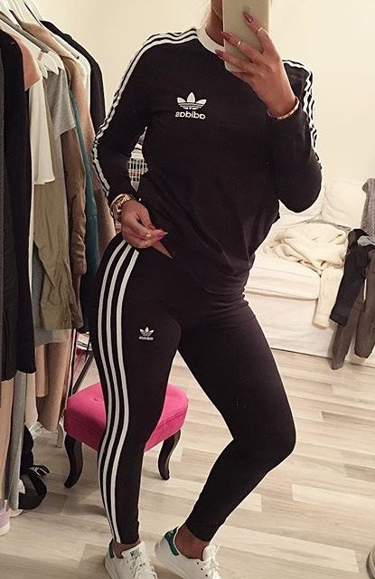 Adidas Outfit @KortenStEiN | CoZZZyu263b | Pinterest | Adidas And Outfit