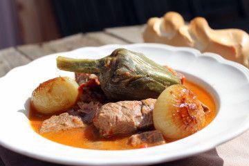 carne guisada con alcachofas y cebollas caramelizadas-2