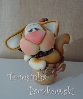 Teresinha Paczkowski: biscut country