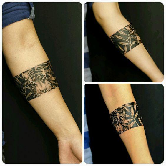 shopping abbigliamento sportivo ad alte prestazioni davvero economico Tatuaggi a fascia: idee originali e significato | Tatuaggi ...