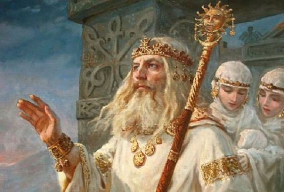 Tovenaars en magiërs in het oude Rusland