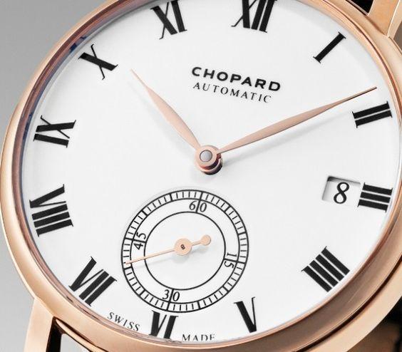 Chopard Classic Manufactum Watch, $14,740
