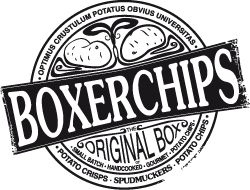 Boxerchips. sehr lecker.