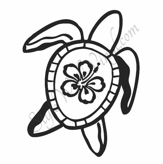 Hawaiian Flowers Coloring Pages Hawaiian Hibiscus Colouring Idea Flower Coloring Hawaiian Flower Drawing Flower Coloring Pages Printable Flower Coloring Pages