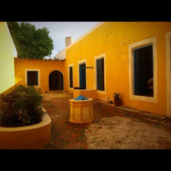 Arquitectura colonial en #Campeche