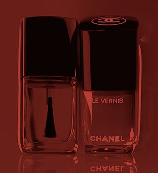 Collection N°1 de Chanel, Le Rouge - Source Pinterest