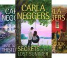 Complete order of Carla Neggers books in Publication Order and Chronological Order.