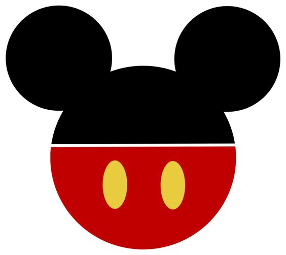 large mickey mouse head template - 674 600 pixels mickey pinterest