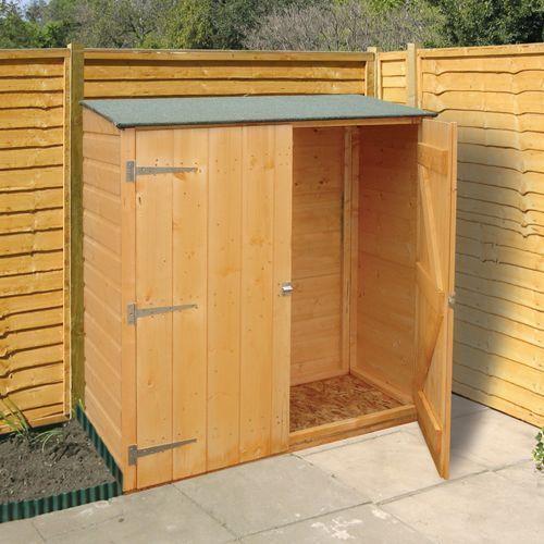 2 Door Garden Storage Shed Wooden Honey Brown Colour Outdoor Balcony Furniture With Images E3wterikoi Xwroi 3yloyrgikes Ergasies Mikroskopika Spitia