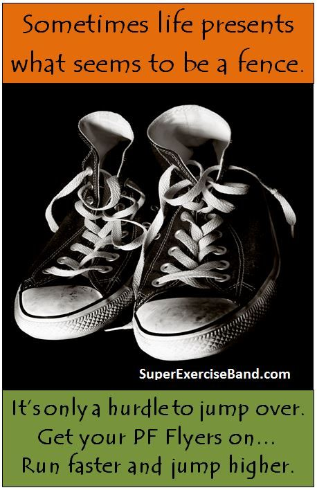Dusting off my favoite tennies... http://www.SuperExerciseBand.com/
