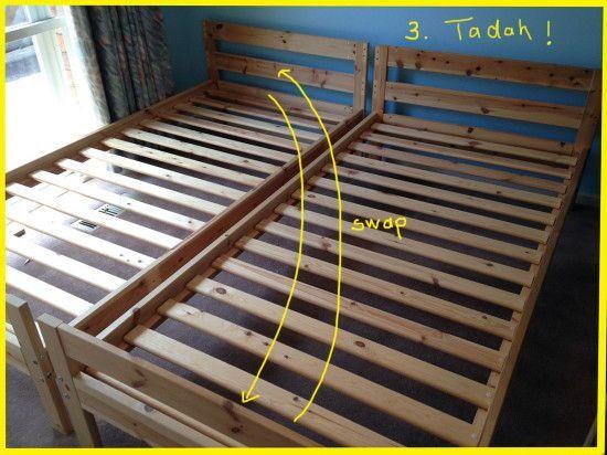 Mydal Etagenbett Zu Einzelbetten Ikea Hackers Einzelbetten Etagenbett Hackers Ikea Mydal In 2020 Kids Bunk Beds Bunk Beds Cool Bunk Beds