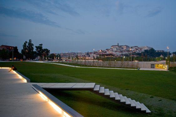 redevelopment of the urban border_Parco di MOndego_Coimbra_Portugal_by Proap -