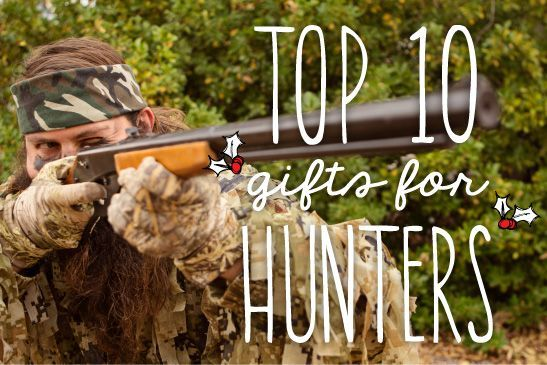Top Christmas Gifts For Hunters 2020 Top 10 Gifts for Hunters on Your Shopping List   Christmas Ideas