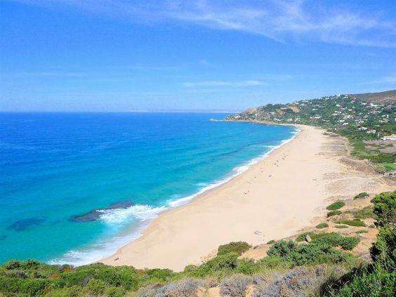 Playa (Zahara de los Atunes, Cádiz), by @DViajeporEspana