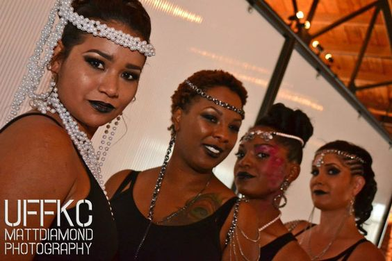 EarKandie! Fashion ShowCase. UFFKC Haute Metropolis Show! #EarKandie!TopModels #UrbanFashionFestKC
