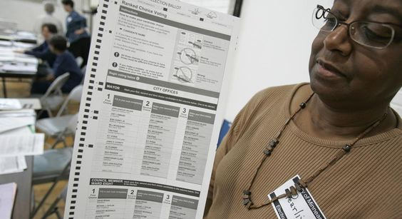 Would Instant-Runoff Voting Cure What Ails American Politics?