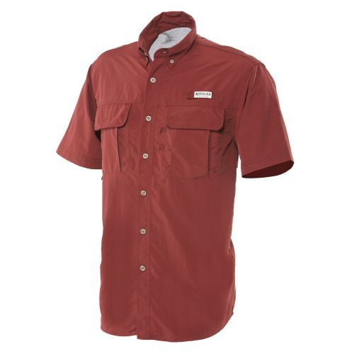 Magellan sportswear men 39 s laguna madre fishing shirt xl for Magellan fishing shirts
