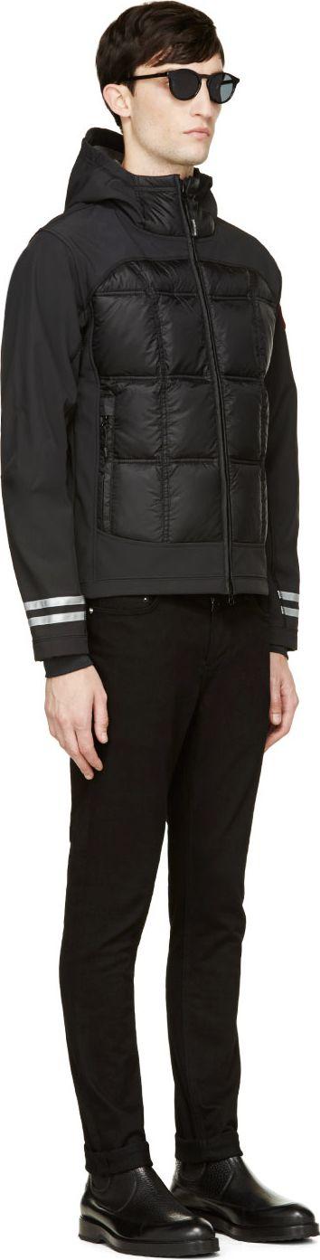 Canada Goose vest sale cheap - Reversible Black Down Torus Jacket | Canada Goose, Canada and Mens ...