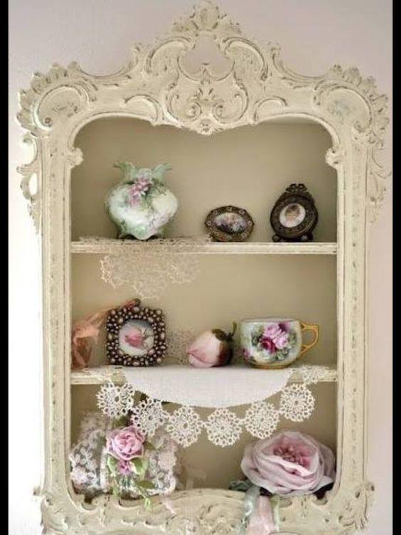 Cute shelf....