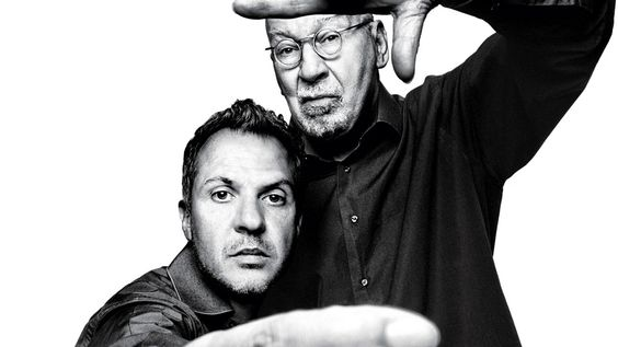 A Conversation About Courage, With George Lois and Platon