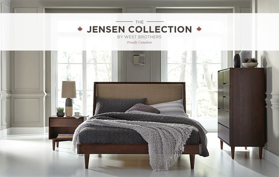 The Jensen Collection By West Brothers, West Brothers Furniture Calgary