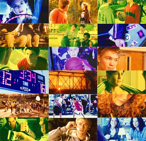 9 years ago we were gifted with the airing of the first episode of what would become the best tv series ever. HAPPY BIRTHDAY ONE TREE HILL, 09/23/2003.