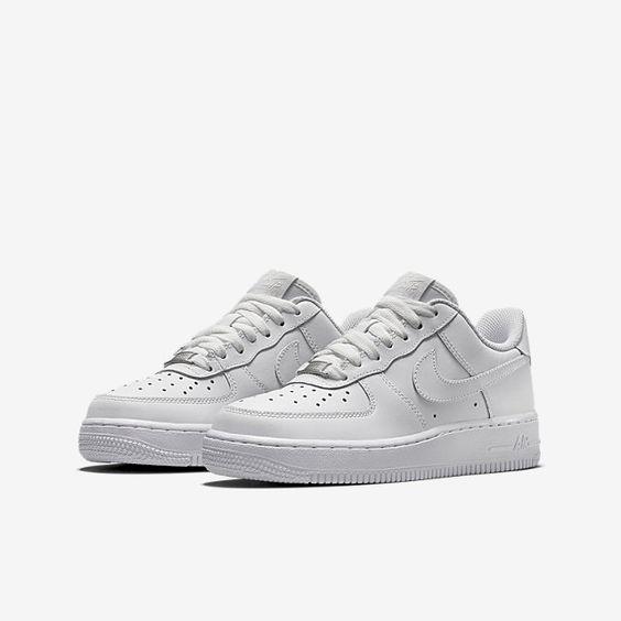 Nike Air Force 1 (3.5y-7y) Kids' Shoe. Nike.com
