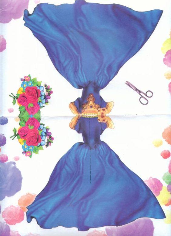 RECORTABLES 3 - Ana Cláudia - Álbumes web de Picasa