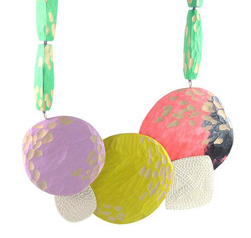 Klimt02: Peterson, Lina jewelry design unique handmade jewelry images jewelers