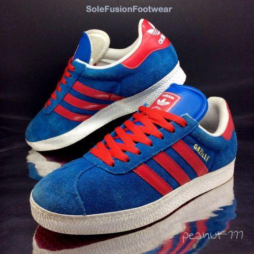 adidas gazelle black blue adidas gazelle trainers blue and red