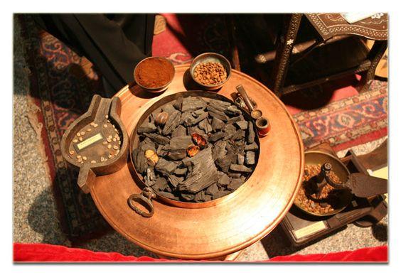 Ottoman Coffee Culture - Merkez, Bursa, Turkey.