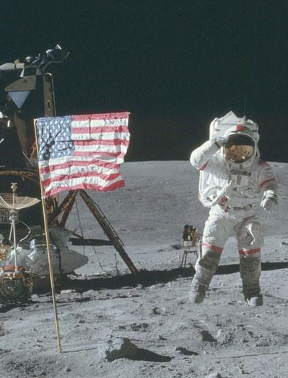 NASA has just posted thousands of photos taken by Apollo astronauts during their visits to the moon