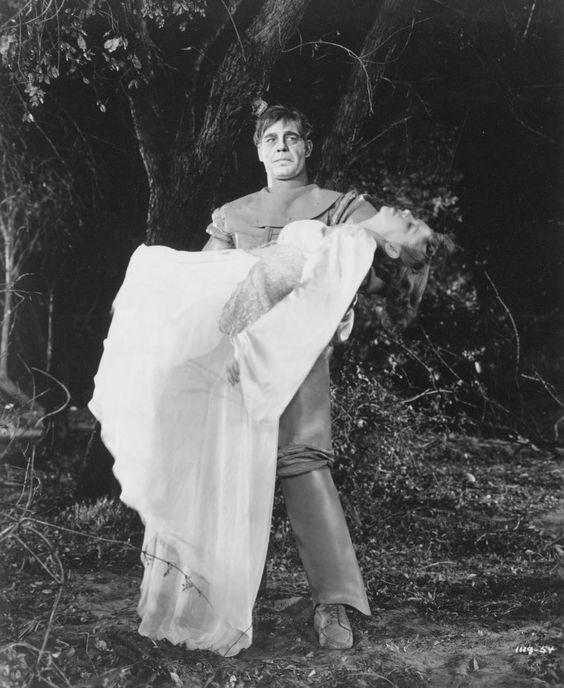 Anne Nagel in Man Made Monster (1941)
