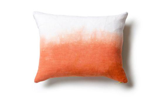 rebecca atwood dip dye wave pillow