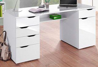 Schreibtisch, Maja Möbel, »Cuba« online kaufen | OTTO