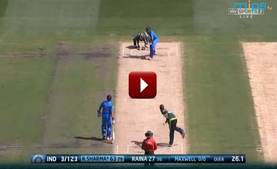 Carlton Mid One-Day International Tri-Series, 2nd Match: Australia v India at Melbourne, Jan 18, 2015 Watch LIVE - truefinder.org