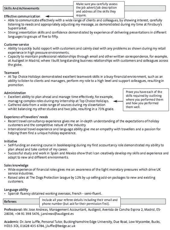 English Teacher Resume Skills - http\/\/resumesdesign\/english - skills to add to a resume