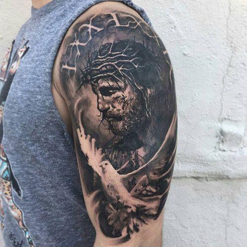 125 Best Half Sleeve Tattoos For Men Cool Ideas Designs 2020 Guide Half Sleeve Tattoos For Guys Tattoo Sleeve Designs Half Sleeve Tattoos Designs