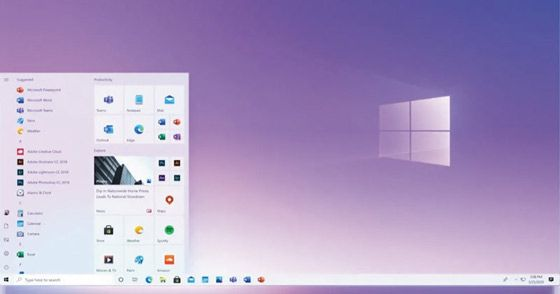 تنزيل ويندوز 10 أخر تحديث Download Windows 10 20h2 رسمي 2020 Windows 10 Windows Desktop Screenshot