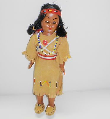 Indian dolls...I had one just like this!