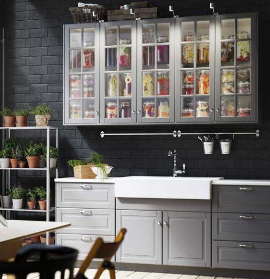 A Guide to IKEA Neue SEKTION Küchenschränke! Wir haben Größen ...