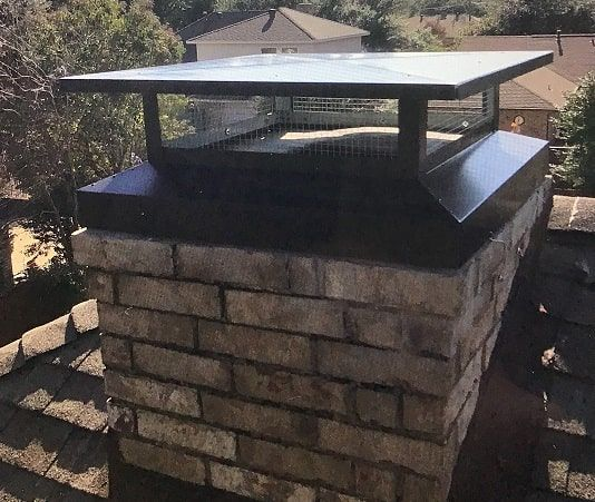 Best Chimney Cap To Install Masters Services In 2020 Chimney Cap Installation Fire Grill