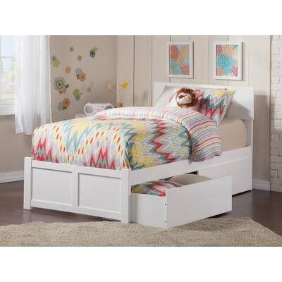 Atlantic Furniture Twin Platform Bed, Atlantic Bedding And Furniture Reviews