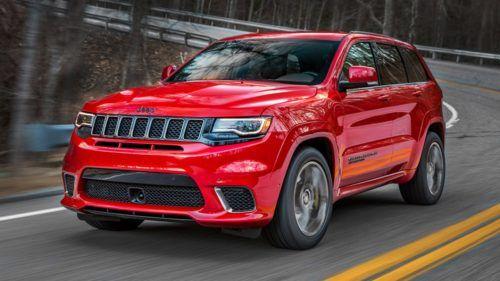 Jeep Grand Cherokee Performance Handling Jeep Grand Cherokee Jeep Hot Rods Cars Muscle